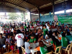 Medical Dental Optical Mission with Free Haircut ,Feeding And Laboratory (5)