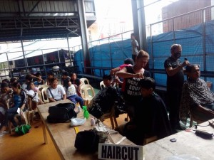 Medical Dental Optical Mission with Free Haircut ,Feeding And Laboratory (7)