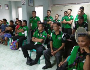 Meeting and Distribution of Insurancehealthcard Subic TMB  (1)