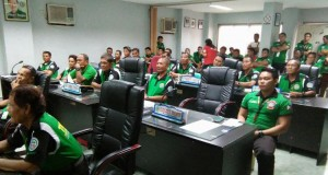 Meeting and Distribution of Insurance/healthcard Subic TMB and Subic Rescue Team (SPOSO)