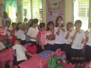 OPLAN GOODBYE BULATE..KALUSUGAN NYO MAHALAGA SA AMIN...MANGAHAN ELEMENTARY SCHOOL. (7)
