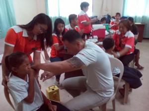 OPLAN GOODBYE BULATE AND DENGUE SCHOOL BASED IMMUNIZATION PROGRAM- MATAIN ELEMENTARY SCHOOL (2)