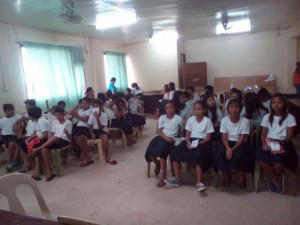 OPLAN GOODBYE BULATE AND DENGUE SCHOOL BASED IMMUNIZATION PROGRAM- MATAIN ELEMENTARY SCHOOL (4)
