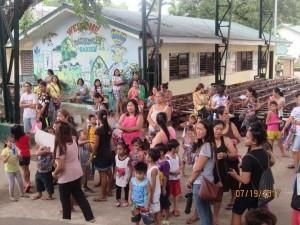 OPLAN GOODBYE BULATE AND DENGUE SCHOOL BASED IMMUNIZATION PROGRAM- MATAIN ELEMENTARY SCHOOL (5)