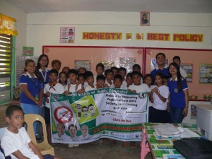 School Based Immunization for Dengue in Cabitaugan,Cawag resettlement and Cawag proper Subic (1)