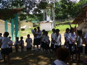 School Based Immunization for Dengue in Cabitaugan,Cawag resettlement and Cawag proper Subic (3)