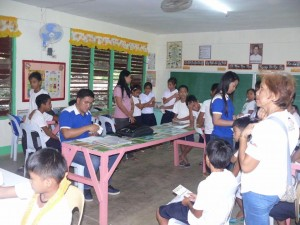 School Based Immunization for Dengue in Cabitaugan,Cawag resettlement and Cawag proper Subic (6)