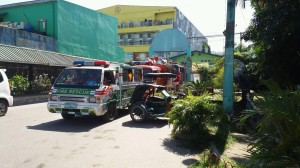 Simultaneous Earthquake Drill at Subic Central School (4)