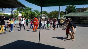 Simultaneous Earthquake Drill at Subic Central School (6)