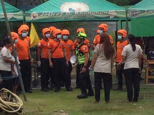 Simultaneous National Earthquake Drill  (14)