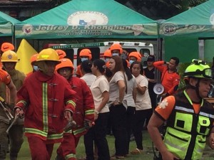 Simultaneous National Earthquake Drill  (20)