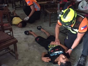 Simultaneous National Earthquake Drill  (3)