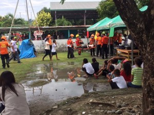 Simultaneous National Earthquake Drill  (7)