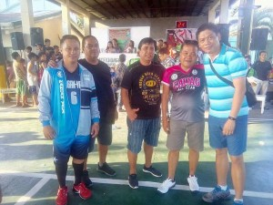 Subic Mayors Cup Basketball and Volleyball Tournament (2)