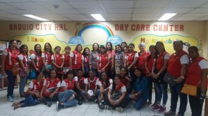 Subic Daycare Workers goes to Baguio (10)