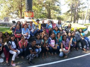 Subic Daycare Workers goes to Baguio (14)