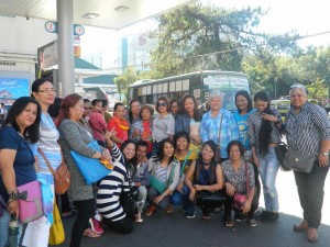 Subic Daycare Workers goes to Baguio (2)