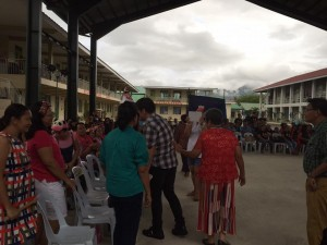 Subic National High School Acquaintance Party and Oath taking of Officers (13)