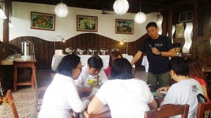 Work Shop,Review and Team Building - Subic Zambales (2)