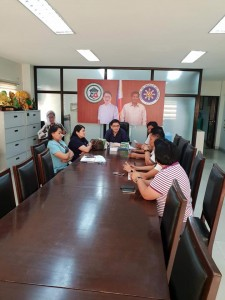3rd Meeting with Subic Water District and Prime Water