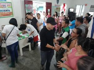 DOXYCYCLINE Distribution @ Barangay San Isidro