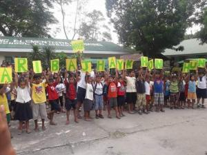 FEEDING PROJECT OF TAU GAMMA PHI CABANGIN COUNCIL @ CAMILING ELEMENTARY SCHOOL