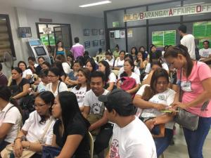 FREE Annual Physical Examination for all Teachers in Subic