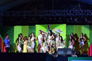 Ginoo at Binibining Subic 2018 in their Swimwear Competition.