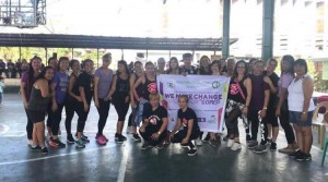 International Women's Month Celebration in Subic