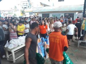 Isang Matagumpay RELIEF OPERATION ang Naganap sa Brgy. Mangan-Vaca mula sa Pakikipag-ugnayan ni KAP. ALEX VIRAY sa Lokal na Pamahalaan ng Zambales
