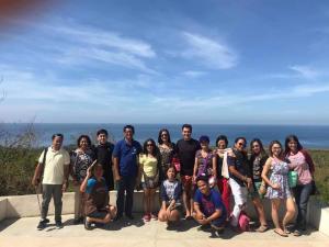 Kolehiyo Ng Subic Goes to Bolinao Pangasinan.