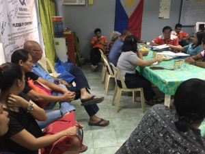 Lupon Tagapamayapa Incentive Award Panel Evaluation