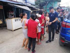 Maligayang Pasko po at Mapayang Bagong Taon - Barangay Calapacuan