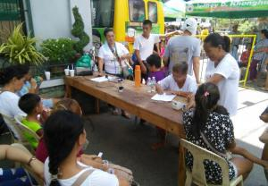 Medical Optical Dental Mission with Free Laboratory and Supplemental Feeding with Free Haircut, Almost 2000 People Served