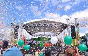 Opening Kick Off,Subic Ay! Festival
