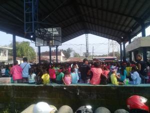 Pantawid Pamilyang Pilipino at Brgy Wawandue