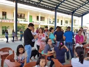 Passport on Wheels in Subic with Mayor Jay Khonghun