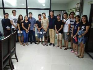 Tuloy Tuloy Ang Serbisyo  August 10, 2018