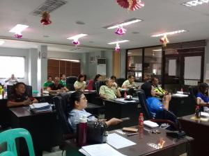 Joint MPOC, MADAC & MDRRMC 4th Quarter Meeting