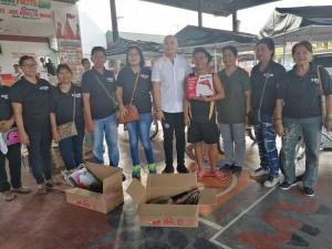 Pangkabuhayan Package for Tabak Members in Subic Chapter