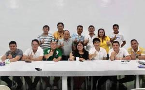 Team Paulino at 17 Barangay Kapitan