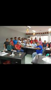 The MSWD SUBIC hosted the PROVINCIAL FEDERATION of PWDs YEAR-END Assembly