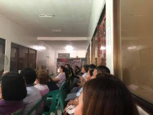 Orientation for Municipal Health Office Staff and Barangay Health Workers of ALL Barangays in Subic for Corona Virus Disease-2019