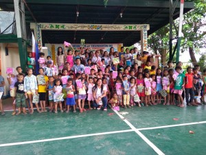 Barangay PESO Coordinators of San Marcelino, in partnership with MAYOR Jay Khonghun