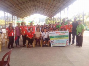DENGUE SCHOOL-BASED IMMUNIZATION - SUBIC CENTRAL SCHOOL Project