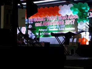 DepEd Subic Year-End Assembly And Awarding 2017