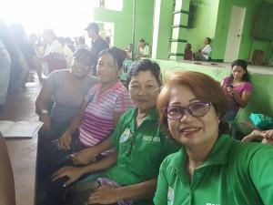 Gift giving 2017 @ Barangay Calapacuan