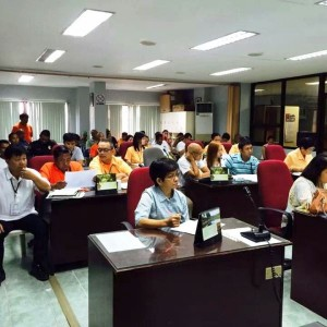 MUNICIPAL DISASTER RISK MANAGEMENT COUNCIL MEETING