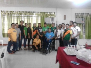 Provincial Federation of Person With Disability(PWD)Meeting